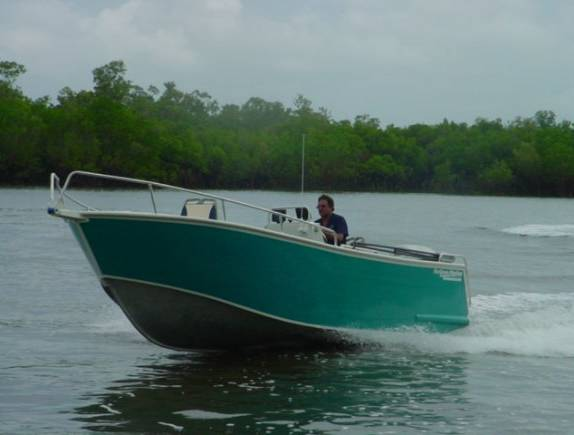 Our Darwin Hire Boats